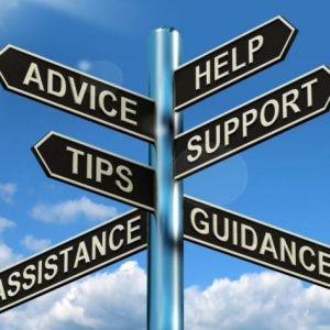 Advice Help Assistance Guidance Support And Tips