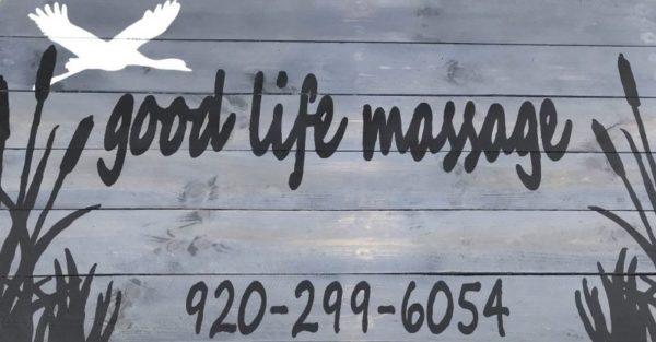 Good Life Massage | Licensed Massage Therapist in Green Lake, Wisconsin
